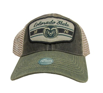 Black and Green Trucker Hat 18604a79fb99