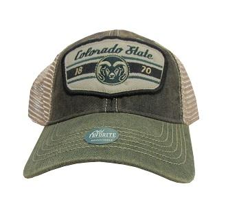 58b1cb5f33e Black and Green Trucker Hat