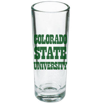 Image For Colorado State University Shooter Glass