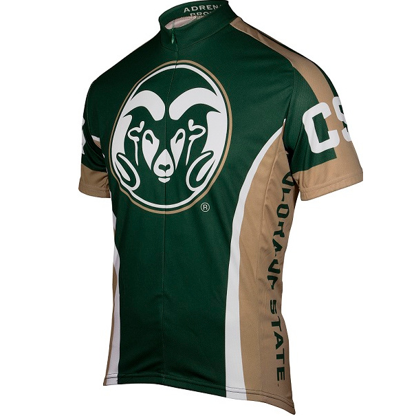 Cover Image For CSU Cycling Jersey