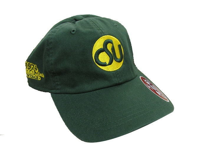 Image For 1974 CSU Colorado State University Vintage Hat