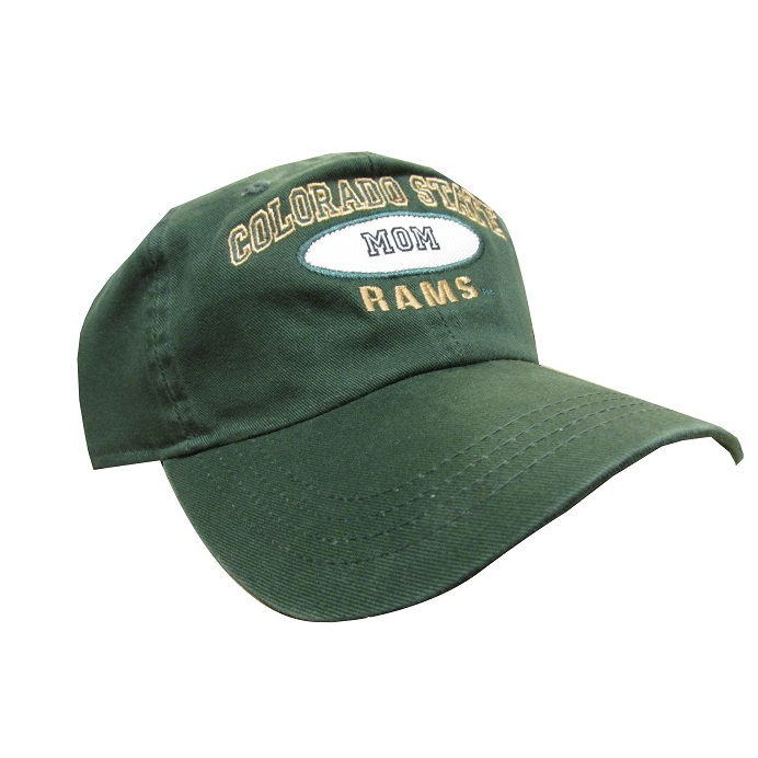 Image For Dark Green Mom Hat
