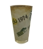 Cover Image for Colorado State University Vintage Logo Glass