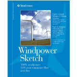 Image For Strathmore Windpower Recycled Sketch Pad