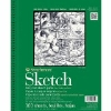 Image for Strathmore Recycled Sketch Pad 100 sheets 5.5 in x 8.5 in