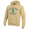 Image for Vegas Gold Champion Colorado State Rams Hooded Sweatshirt