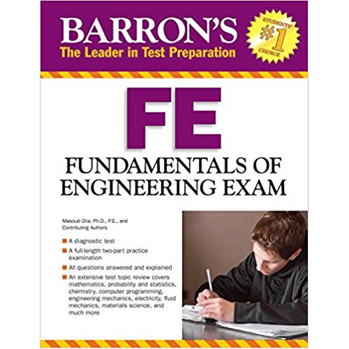 Image For Barron's FE 3e