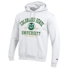 Image for White Champion Colorado State University Hooded Sweatshirt