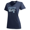 Image for Navy Semester at Sea Women's Short Sleeve Tee