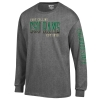 Image for Grey Fort Collins Colorado State Rams Gear Tee