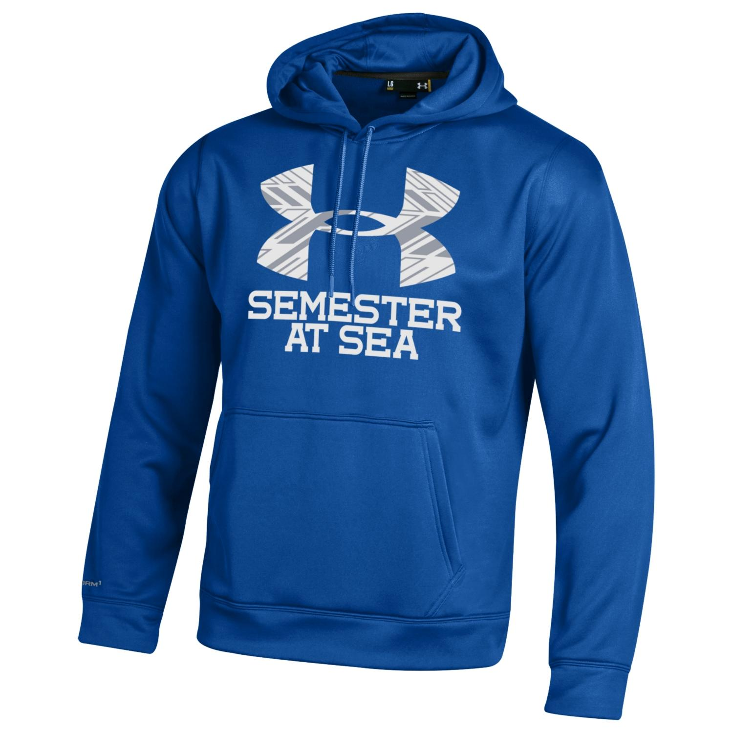 Image For Royal Blue Storm Hoodie