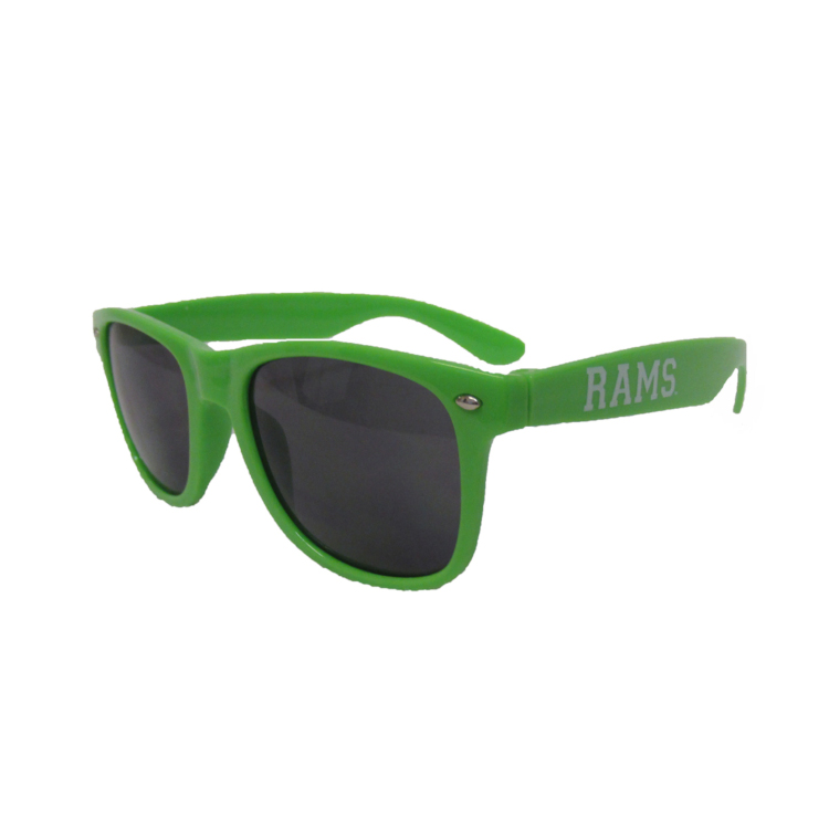 Image For Green Colorado State University Rams Campus Sunglasses