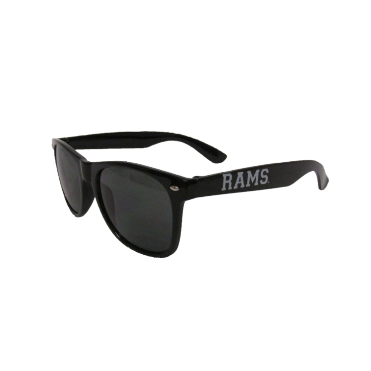 Image For Black Colorado State University Rams Campus Sunglasses