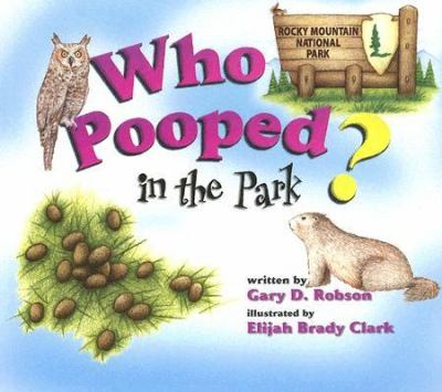 Image For Who Pooped in Rocky Mountain National Park