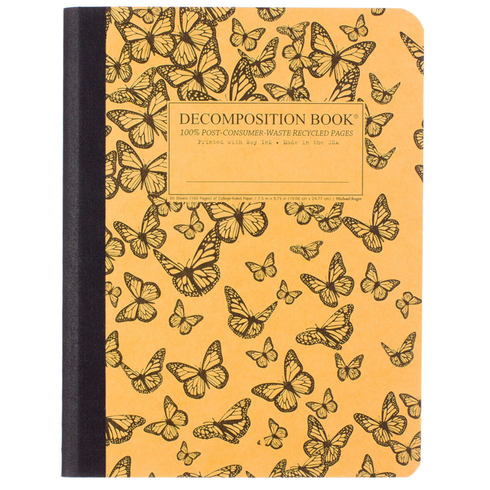 Image For Monarch Migration Decomposition Book