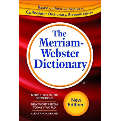 Image For Merriam Webster Dictionary by Merriam Webster