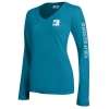 Image for Teal Mia Long Sleeve Semester At Sea Gear Tee