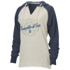 Image for Blue Semester At Sea French Terry Hoodie by Ouray
