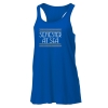 Image for Royal Blue Semester At Sea Flow Racer Tank by Ouray