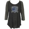 Image for Women's Black Lauren Raglan Shirt