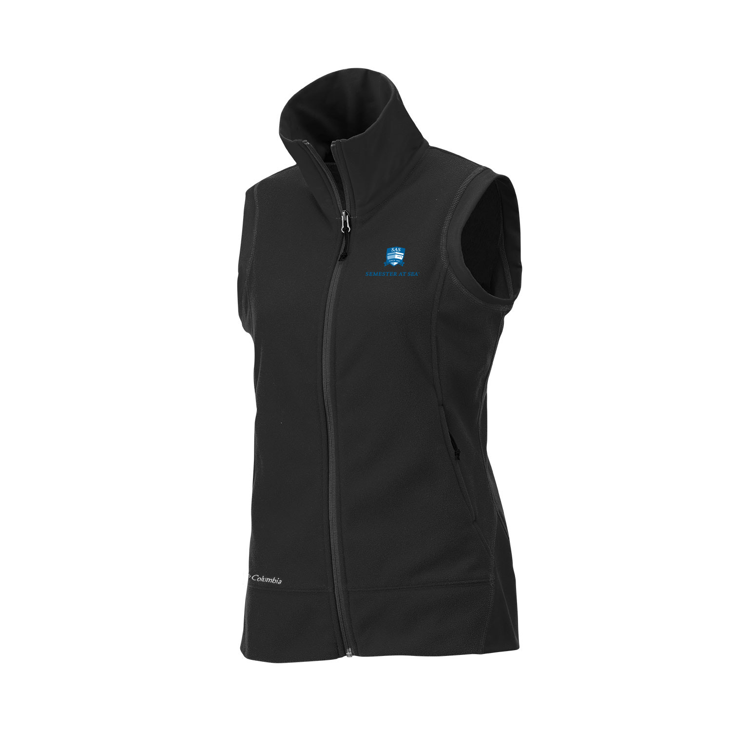 Image For Women's Black Columbia Give and Go Vest