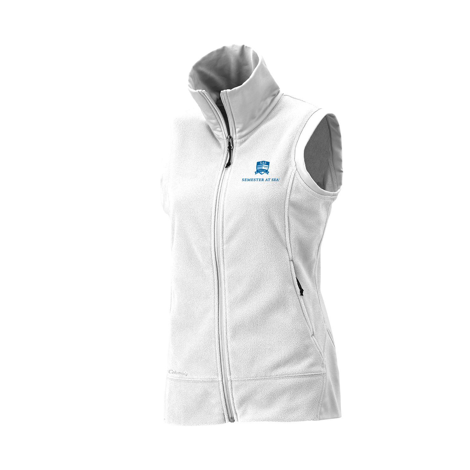 Cover Image For Women's White Columbia Give and Go Vest