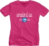 Image for Pink Semester at Sea V-Neck