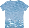 Cover Image for Blue and White Semester At Sea Burnout Tee