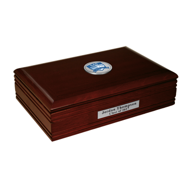 Cover Image For Semester At Sea Masterpiece Medallion Desk Box