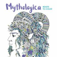 Image For Mythologica Coloring Book
