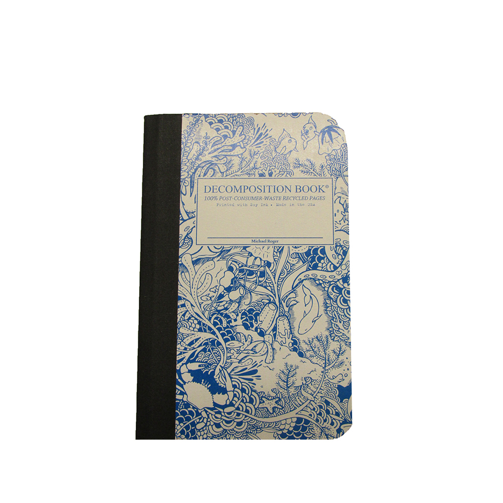Image For Under the Sea Pocket Sized Decomposition Book