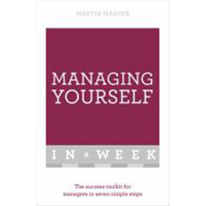 Image For Manage Yourself in a Week by Martin Manser