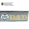 CSU Rams Dad Decal Image