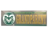 Image for Colorado State University Grandparent Decal