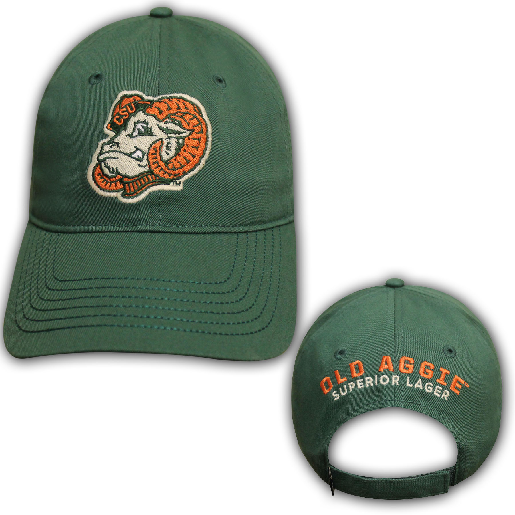 8150b0b112c Image For Old Aggie Superior Lager Colorado State University Hat