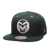 Image for Green Colorado State Rams Zephyr Snapback