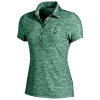 Green Colorado State University Women's Under Armour Polo Image