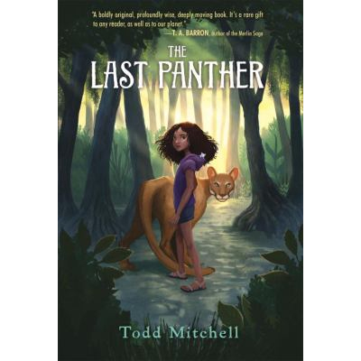Image For Last Panther by Todd Mitchell
