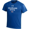 Youth Royal Blue Colorado State Pride Under Armour Tee