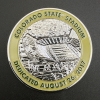 Image for CSU Stadium Inaugural Season Souvenir Coin
