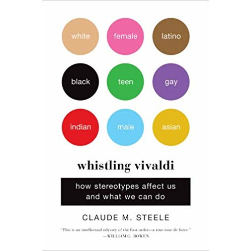 Cover Image For Whistling Vivaldi by Claude Steele