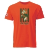 Image for Orange Old Aggie Superior Lager Colorado State Tee