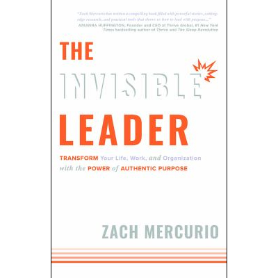 Image For Invisible Leader by Zach Mercurio