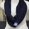 Image for Navy Blue Infinity Scarf Semester at Sea