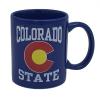 Cover Image for White Colorado State University Mug with Ram Head Logo