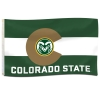 Image for 3'x5' Green and Gold Colorado State Flag
