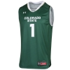 Image for Colorado State Men's Basketball Under Armour Replica Jersey