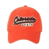 Image for Colorado State University Orange Relaxed Wash Hat