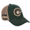 Green Colorado State Rams Washed Mesh Hat Image