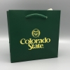 Image for Small Green Colorado State University Gift Tote Bag
